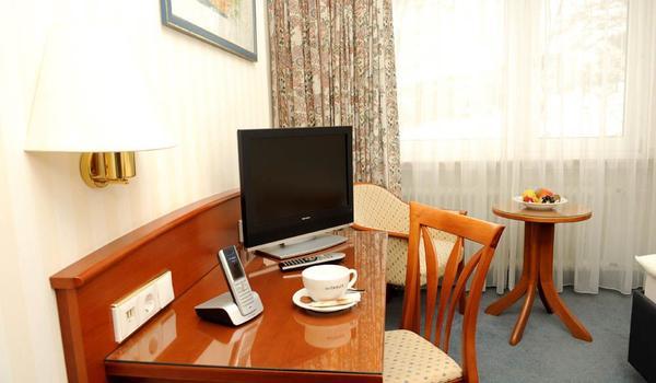 Einrichtung Hotelzimmer